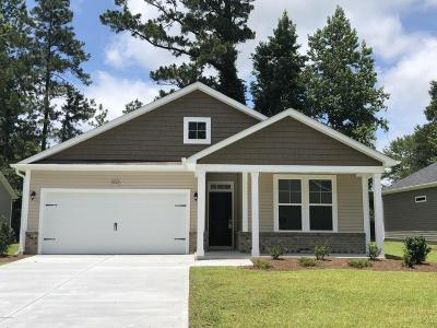Leland Single Family Home For Sale: 9212 Southview Court NE