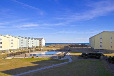 North Topsail Beach, Surf City, Topsail Beach Condo/Townhouse For Sale: 918 N New River Drive #424