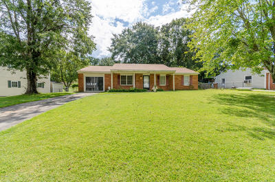 Jacksonville Single Family Home For Sale: 2708 Country Club Road