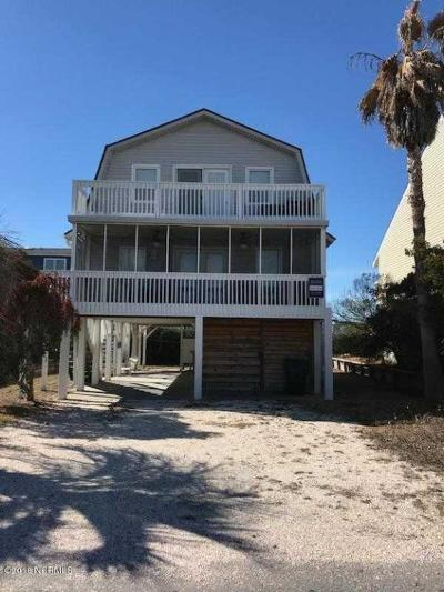 Sunset Beach Single Family Home For Sale: 414 17th Street