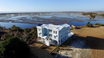 Sunset Beach Single Family Home For Sale: 1409 Sunset Lane