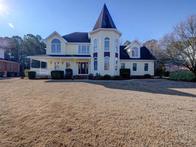 Wilmington Single Family Home For Sale: 108 Gazebo Court