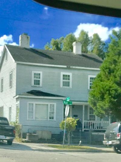 Wilmington Single Family Home For Sale: 720 Nun Street