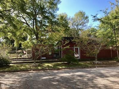 Wilmington Single Family Home For Sale: 1302 S 4th Street