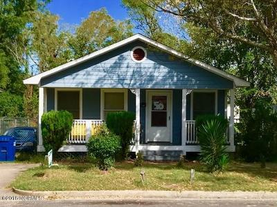 Wilmington Single Family Home For Sale: 719 Campbell Street