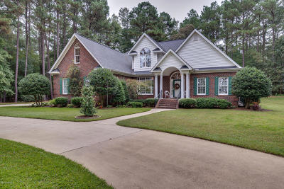 Nash County Single Family Home For Sale: 6839 Windchase Drive