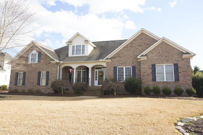 Greenville Single Family Home For Sale: 206 Campden Way