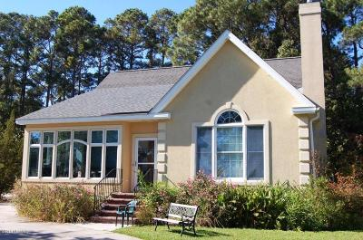 Oriental Single Family Home For Sale: 1107 Neuse Drive