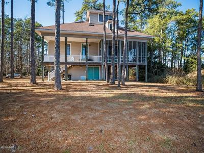 Oriental Single Family Home For Sale: 42 Lori Lane