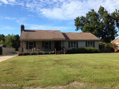 Edgecombe County Single Family Home For Sale: 414 Wayne Avenue