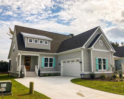New Bern Single Family Home For Sale: 206 Shoreview Drive