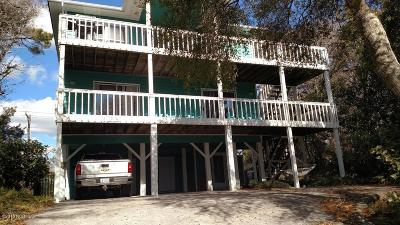 Emerald Isle NC Single Family Home For Sale: $499,000