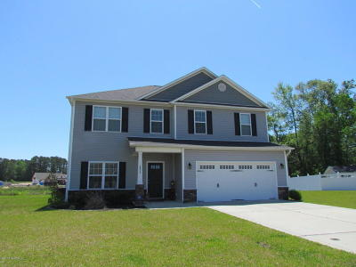 Winterville Single Family Home For Sale: 2854 Cresset Drive