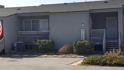 Atlantic Beach Condo/Townhouse For Sale: 2106 E Fort Macon Road #702