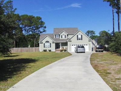 Newport Single Family Home For Sale: 106 Tar Kiln Lane