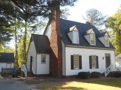 Nash County Single Family Home For Sale: 1025 Goldrock Road