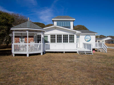 Oak Island Single Family Home For Sale: 200 Ocean Drive