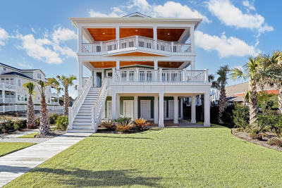 Wrightsville Beach Condo/Townhouse For Sale: 215 S Lumina Avenue #B
