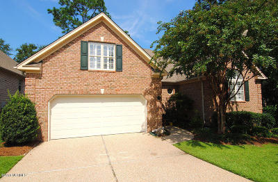 Wilmington Single Family Home For Sale: 1119 Groppo Cove
