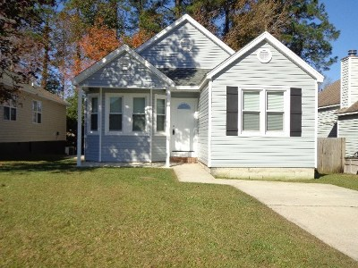 Jacksonville Rental For Rent: 122 Mulberry Lane