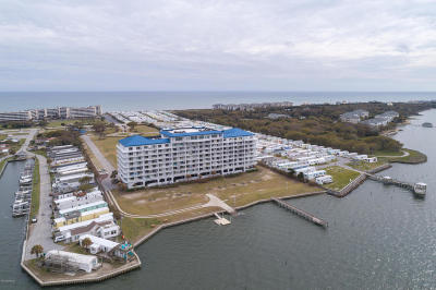 Atlantic Beach Condo/Townhouse For Sale: 1550 Salter Path Road #110
