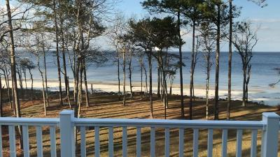 Beaufort Single Family Home For Sale: 542 Sandy Point Drive