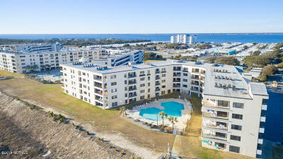 Indian Beach Condo/Townhouse For Sale: 1505 Salter Path Road #223