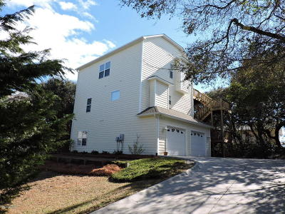 Emerald Isle Single Family Home For Sale: 7903 Forest Drive