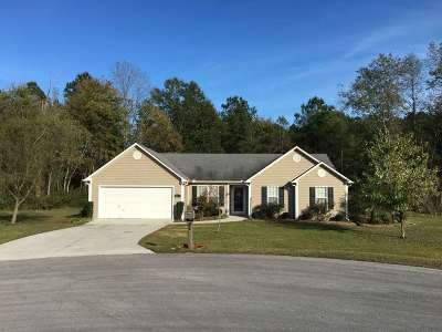 Richlands Rental For Rent: 407 Seahawk Court