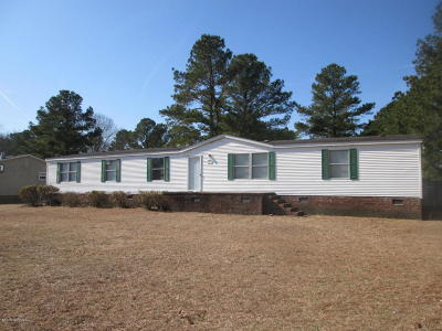 Greenville NC Manufactured Home Sold: $64,500