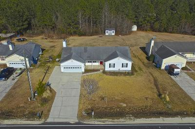 Jacksonville Single Family Home For Sale: 452 High Hill Road