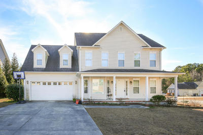 Jacksonville Single Family Home For Sale: 200 Riverbirch Place