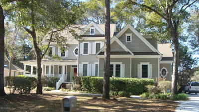 Sunset Beach Single Family Home For Sale: 478 Osprey Court