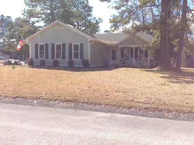 Jacksonville Single Family Home For Sale: 110 Stone Court