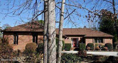Olde Point, Olde Point Villas Single Family Home For Sale: 143 Olde Point Road