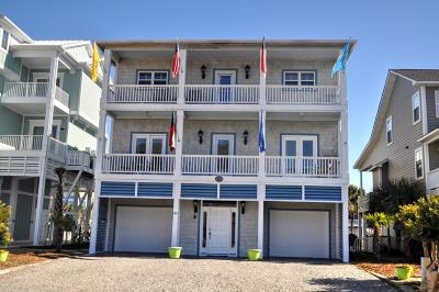 Ocean Isle Beach Single Family Home For Sale: 44 Cumberland Street
