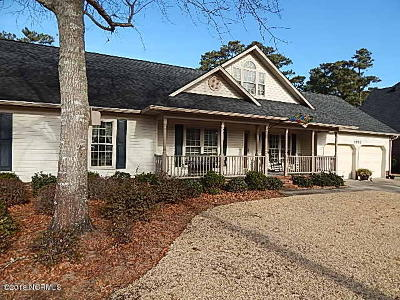 Morehead City Single Family Home For Sale: 1907 Snowy Egret Drive