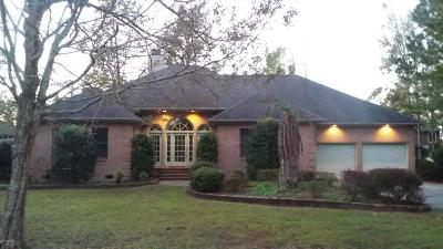 Belvedere Plantation Single Family Home For Sale: 204 Lakeview Drive