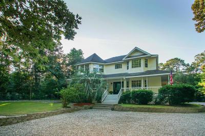 Wilmington Single Family Home For Sale: 512 Captain Dexter Wynd