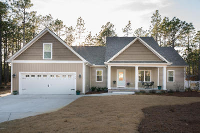 Southport Single Family Home Active Contingent: 456 Crestview Drive