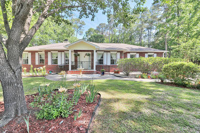 Carolina Shores Single Family Home For Sale: 6 Canal Way Court