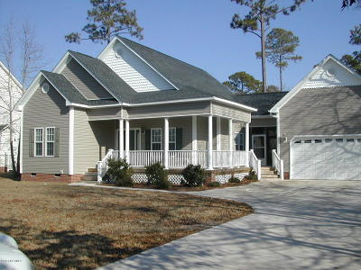 Holly Ridge, Sneads Ferry, Surf City, Topsail Beach Rental For Rent: 210 Chadwick Shores Drive
