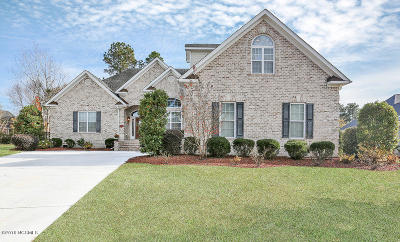 Magnolia Greens Single Family Home For Sale: 1109 Wyland Court