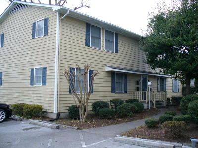 New Bern NC Condo/Townhouse For Sale: $109,000