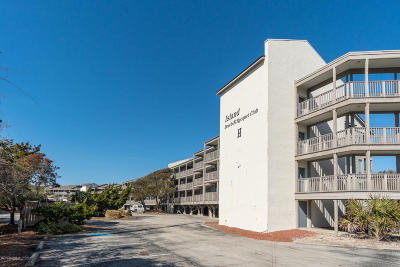 Atlantic Beach Condo/Townhouse For Sale: 2308 W Fort Macon Road #102-H