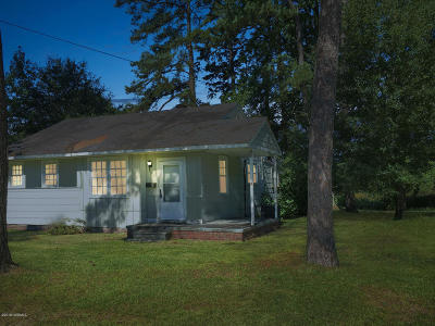 Onslow County Single Family Home For Sale: 502 Sherwood Road