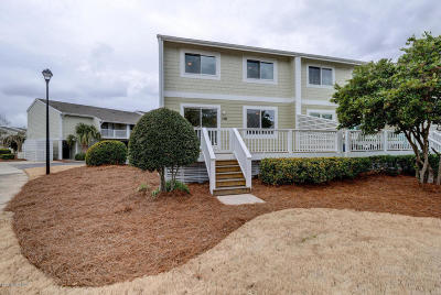 Wrightsville Beach Condo/Townhouse For Sale: 158 Driftwood Court