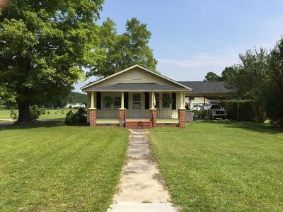 Onslow County Single Family Home For Sale: 104 Foy Lockamy Road