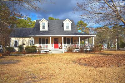 Shallotte Single Family Home For Sale: 5032 Pender Road