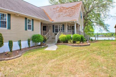 Swansboro Single Family Home For Sale: 309 Woodlawn Road